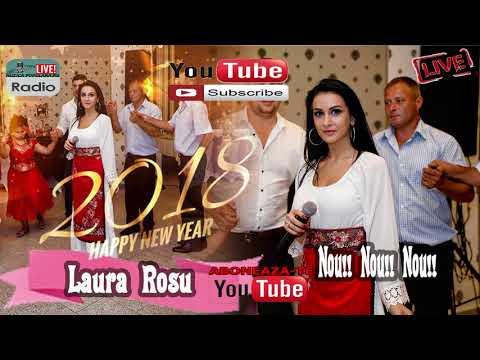 Laura Rosu - Super Colaj Nou Live 2018 Sarbe si Hore Muzica de Petrecere