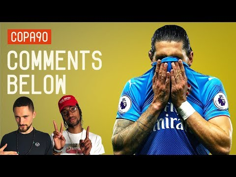 Arsenal Are In Meltdown! | Comments Below