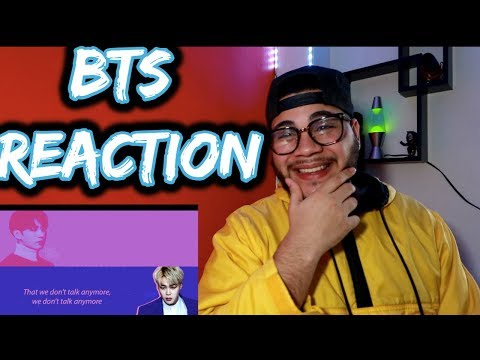 JK & Jimin (BTS) - We Don't Talk Anymore PT. 2 (Color Coded Lyrics) | COVER | REACTION | JAYVISIONS
