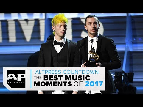 The Best Music Moments of 2017: ALTPRESS COUNTDOWN