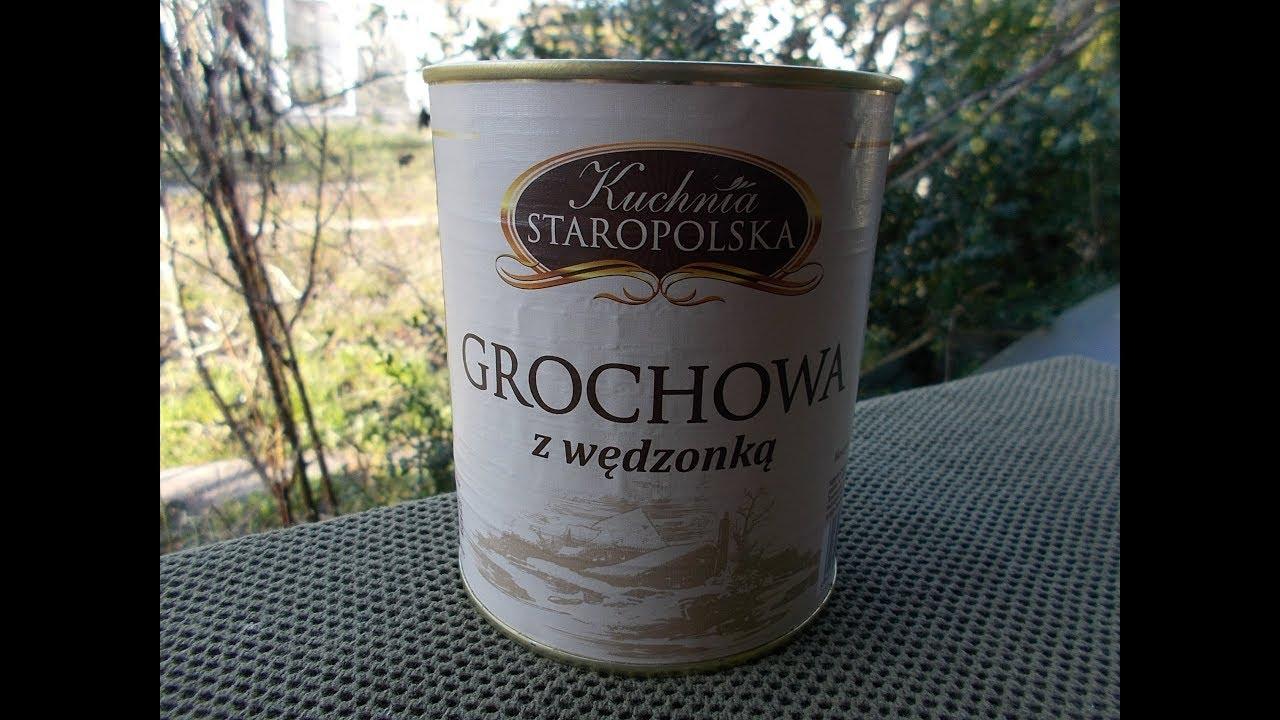 Kuchnia Staropolska Grochowa Z Wędzonką