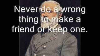 Quotes from Robert E  Lee