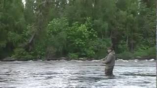Рыбалка, Кольский полуостров, 2010 год