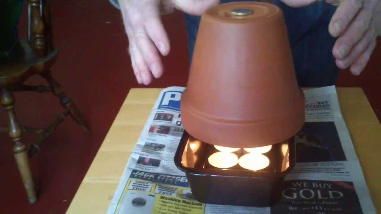 Lccr Convection Heater Homemade Youtube