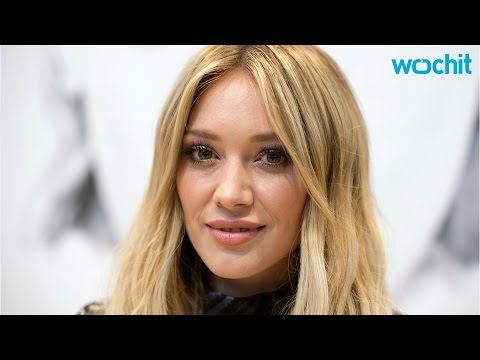 Hilary Duff Had a Crush on Chad Michael Murray