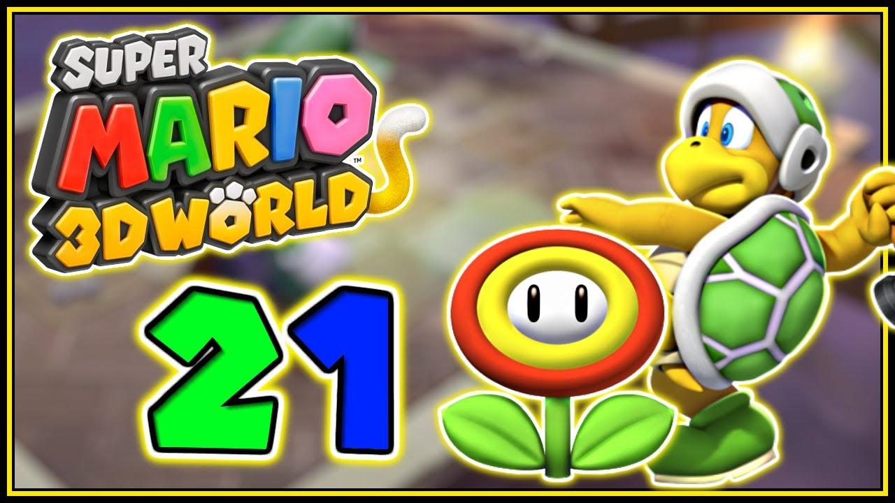 Super Mario Blume