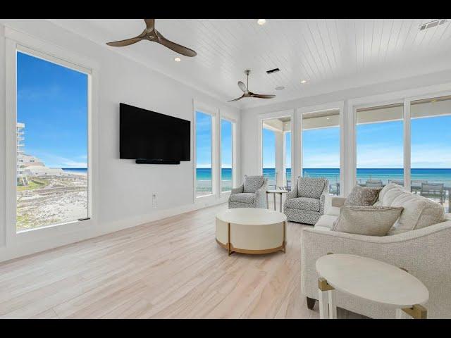 Captivating Beachfront Oasis in Miramar Beach, Florida | Sotheby's International Realty
