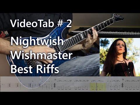 VideoTab 2 - Nightwish Wishmaster Best Riffs