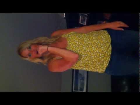 Sharla's Karaoke Night!