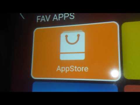 How to find the option to update Apps don't see Aptoide on Smart TV imperial