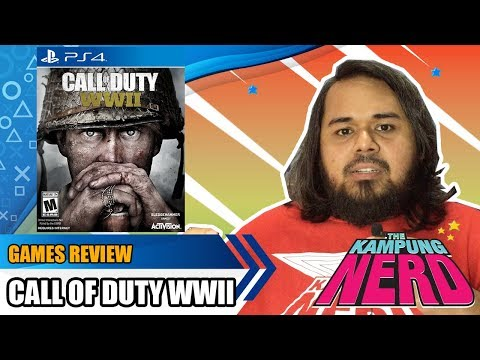 Call Of Duty: WWII (PS4) Review | The Kampung Nerd