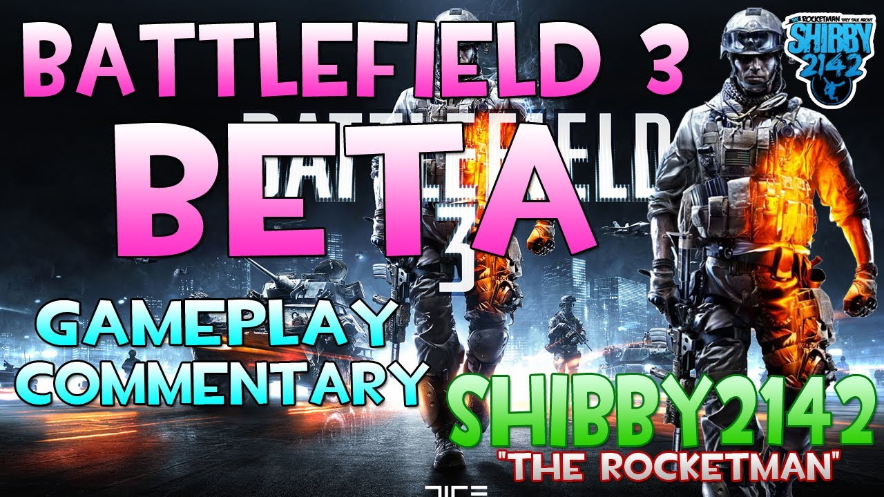 Battlefield 3 - AK74M Gameplay