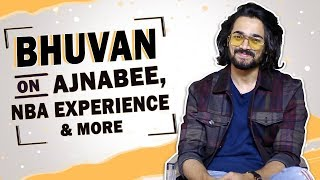 Gambar cover Bhuvan Bam Talks About His NBA Experience, Ajnabee & More