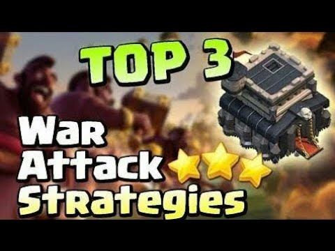NEW 2018 TH9 WAR ATTACK STRATEGY!! | Clash of Clans