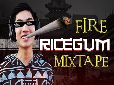RICEXGUM's FIRE MIXTAPE #RGS