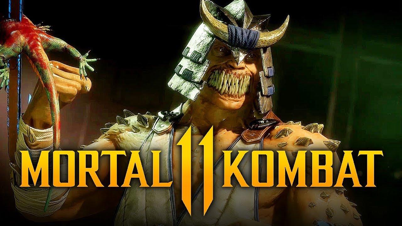 MORTAL KOMBAT 11 - Character Intro Dialogue Gameplay! (Baraka, Sub-Zero, Scorpion & MORE!)