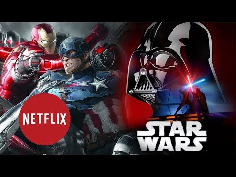 Star Wars And Marvel Movies ly Being Pulled Off Netflix