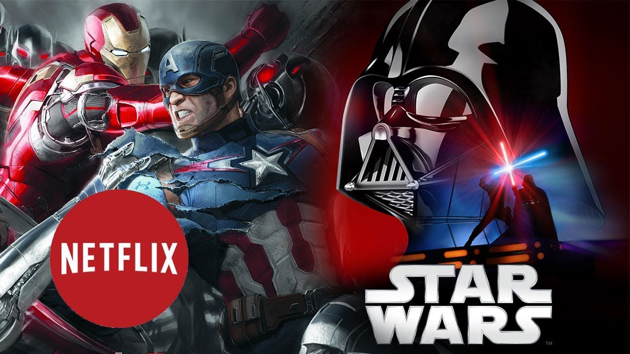 Disney CEO Bob Iger Says Marvel, Star Wars Movies Will Be on Streaming Service