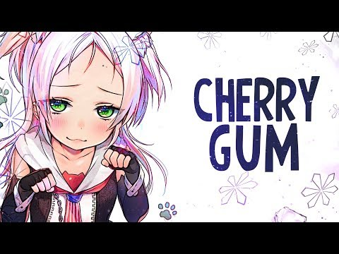 Nightcore – Cherry Gum – (Lyrics)