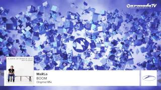 MaRLo - BOOM (Original Mix) (From Armin van Buuren - A State Of Trance 2013)