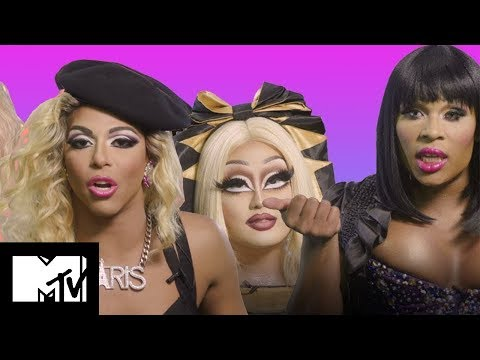 Beginners Guide To Drag | RuPauls Drag Race Queens | MTV Life
