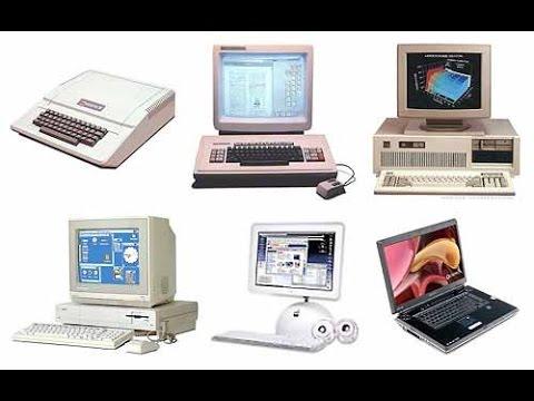 La Historia de la Computadora y Computacion Documental ... - photo#40