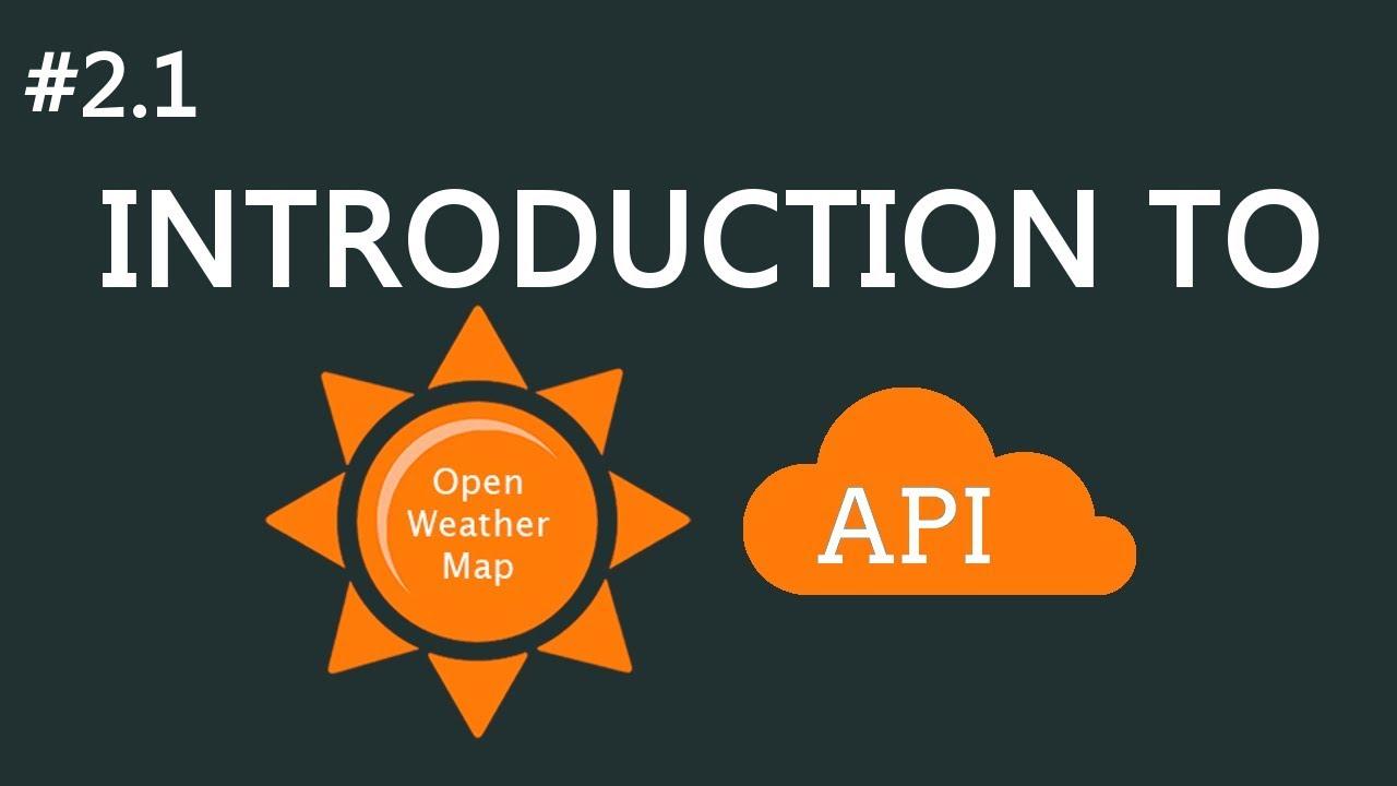 OpenWeatherMap API - Overview