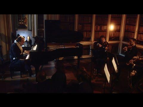 Chilly Gonzales & Kaiser Quartett | La Galerie de la Bibliothèque de Versailles