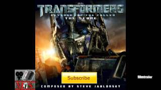 Transformers Revenge Of The Fallen -  Infinite White