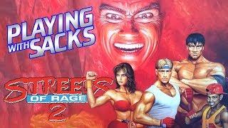 Streets of Rage 2 - Sega Genesis - Playing with Sacks