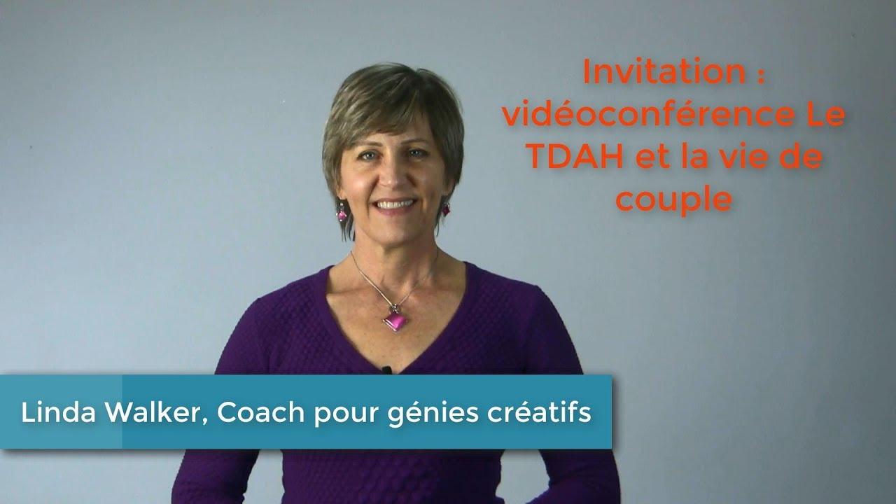 free delivery best authentic new images of Invitation à une vidéoconférence : TDAH vie de couple