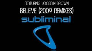 Ministers de la Funk feat  Jocelyn Brown   Believe Antoine Clamaran and Sandy Vee mix Believe 2009 Remixes