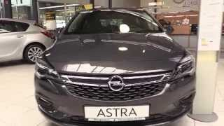 Opel Astra 2016 Videos