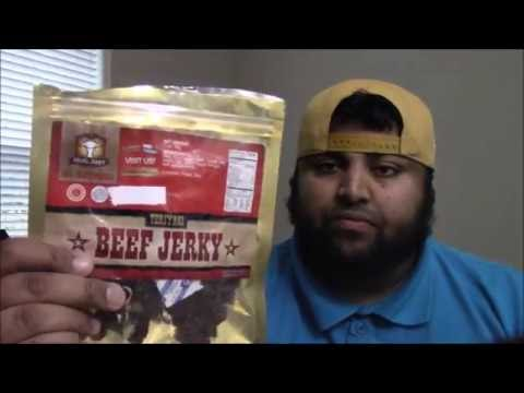 The Halal Jerky Review