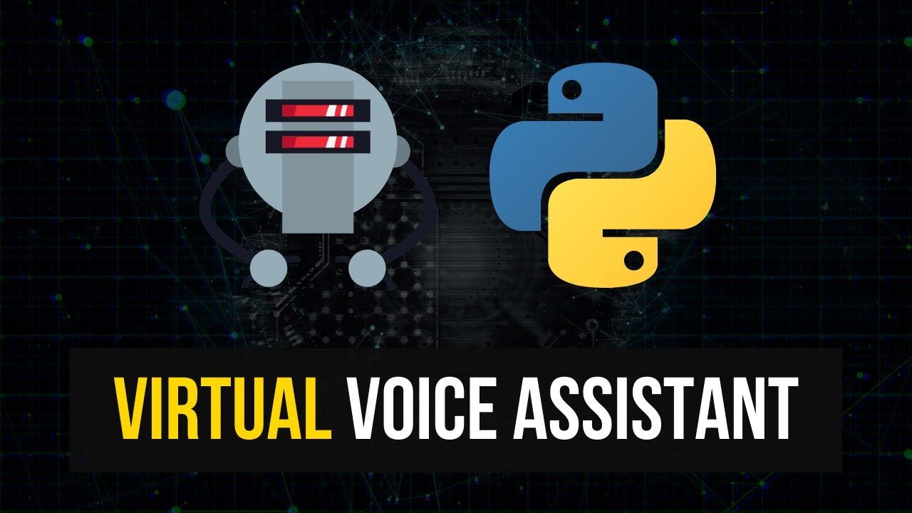 Intelligent Voice Assistant in Python