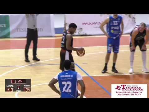 Shane Osayande #33 - Teslacard Círculo Gijón LEB Silver - 2019 Highlights