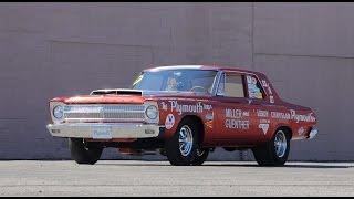 1965 Plymouth Belvedere A990 Lightweight // Mecum Kissimmee 2017