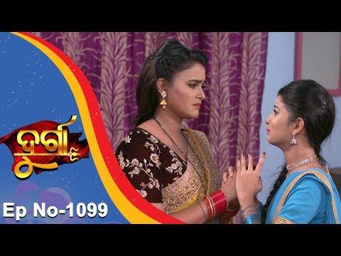 Durga | Full Ep 1099 | 16th June 2018 | Odia Serial - TarangTV thumbnail