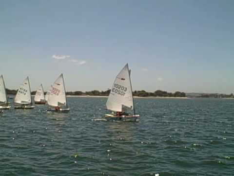 Sabot Showdown MBYC A Fleet