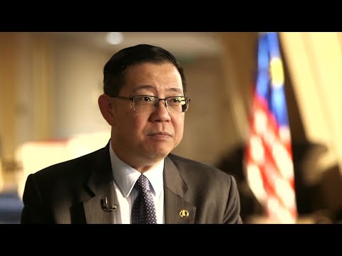 Malaysia's Finance Minister on 1MDB, Infrastructure, Economy