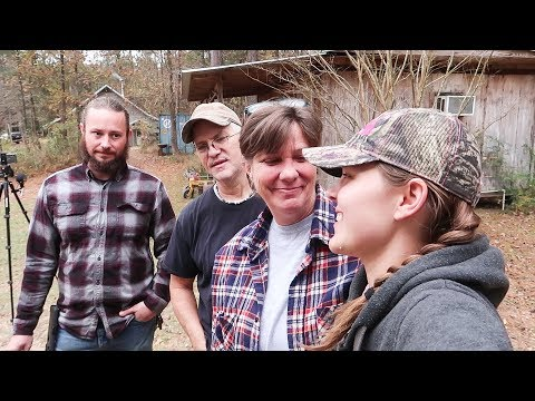 Southern Hospitality In The Woods Of Mississippi