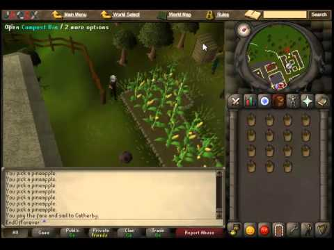 How to Get Super Compost in RS 07 (guide)