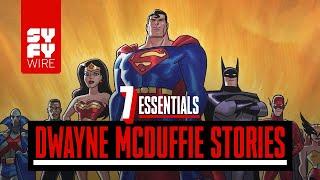 7 Essential Dwayne McDuffie Stories | SYFY WIRE