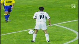 Luis Figo ● Top 10 Goals ● Top 10 Skills