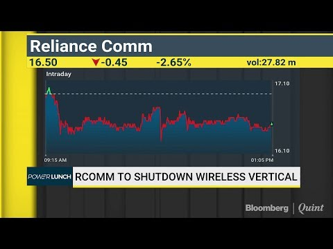 Reliance Communications Pulls The Plug On 2G Business.