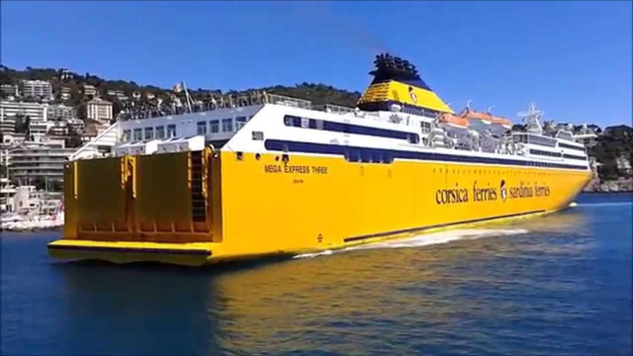 man uvre d 39 un ferry l 39 entr e du port de nice corsica ferries sardinia ferries youtube. Black Bedroom Furniture Sets. Home Design Ideas