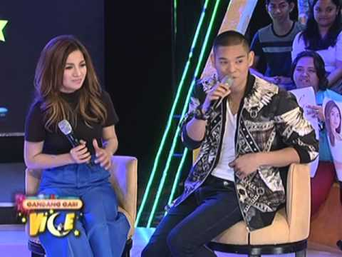 "Kyla, Jay R sing ""Say That You Love Me"" on GGV"