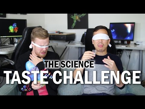 The Science Taste Challenge