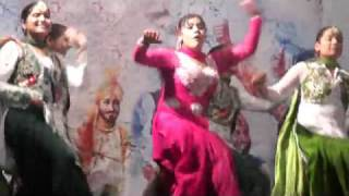 Repeat youtube video Energetic Dance by Punjabi Girl......SONY BARAN