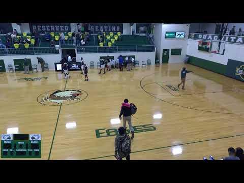 Ouachita Christian vs. Tensas High School Varsity Mens' Basketball